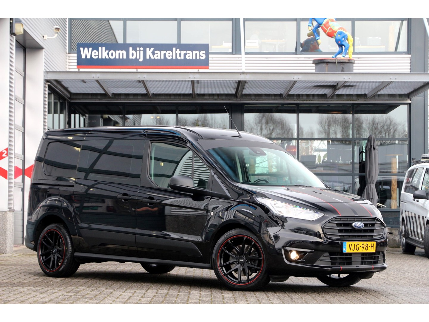 Ford Transit connect 1.5 tdci 120pk