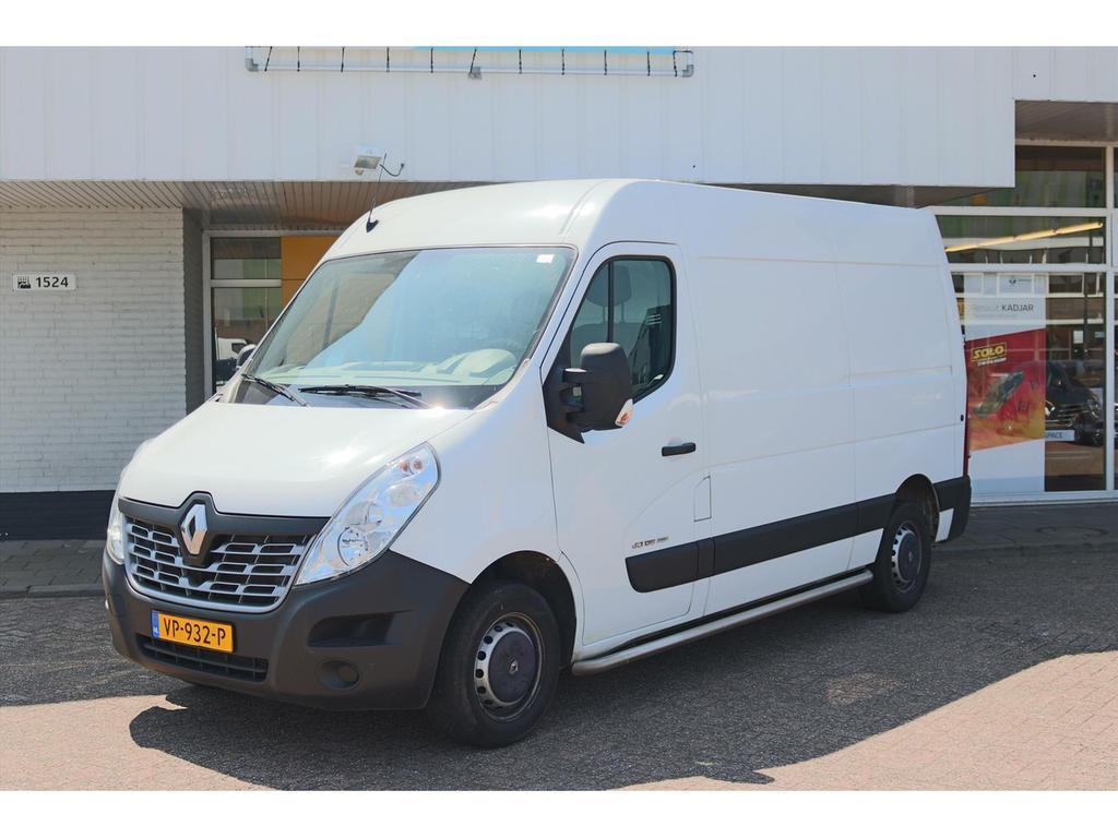 Renault Master 2.3 dci 135 pk l2h2 gesloten bestel