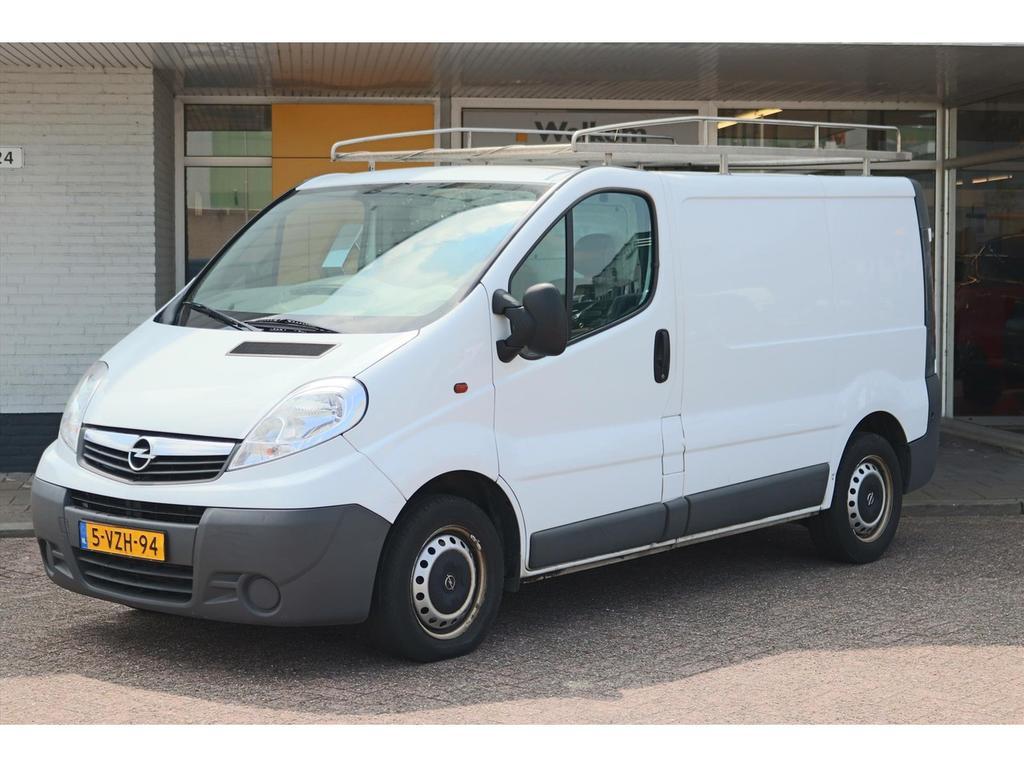Opel Vivaro 2.0 cdti 115 pk gesloten bestel