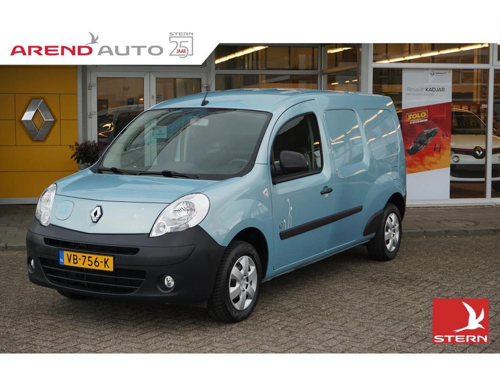 Renault Kangoo Electrisch 100 % z.e.