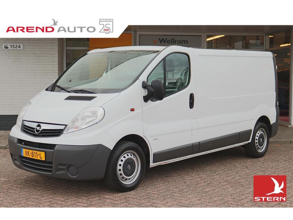 Opel Vivaro 2.0 115 pk l2h1