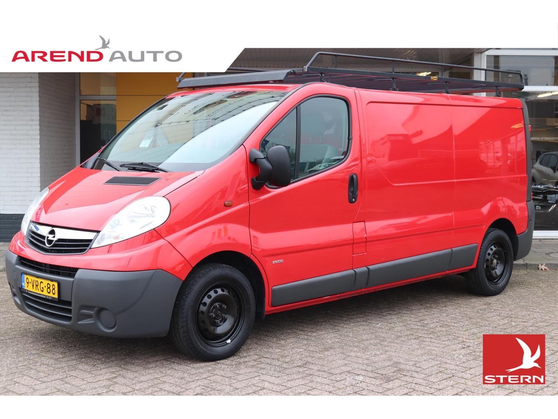 Opel Vivaro 2.0 cdti 115 pk l2h1 // airco // navigatie //