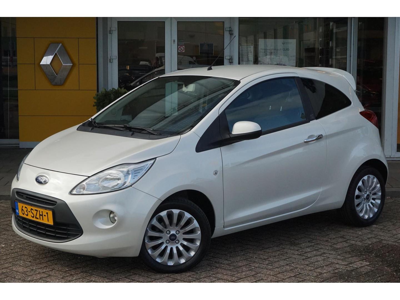 Ford Ka 1.2 69pk titanium x
