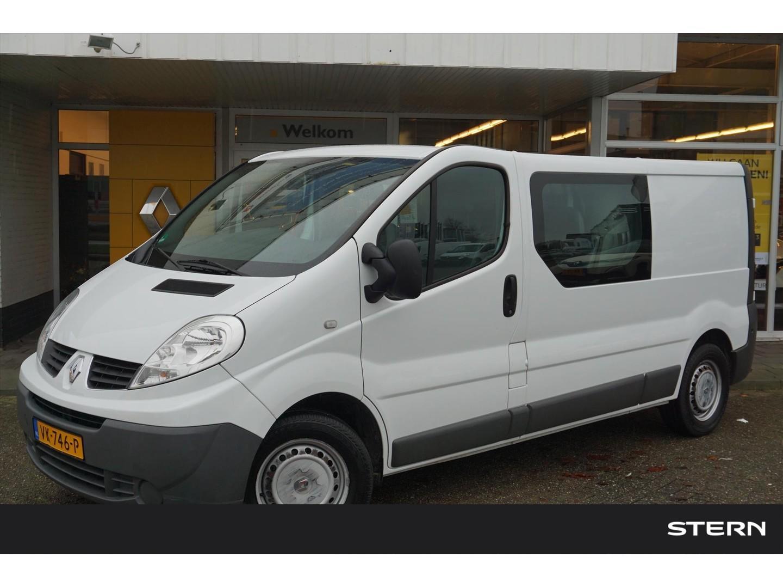 Renault Trafic Gb 1.6 dci 90pk l2h1 t29 générique // dubbel cabine //