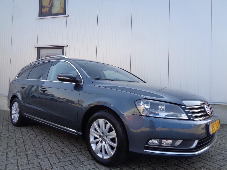 Volkswagen Passat Variant 1.6 tdi comfortline bluemotion, dealer onderhouden!
