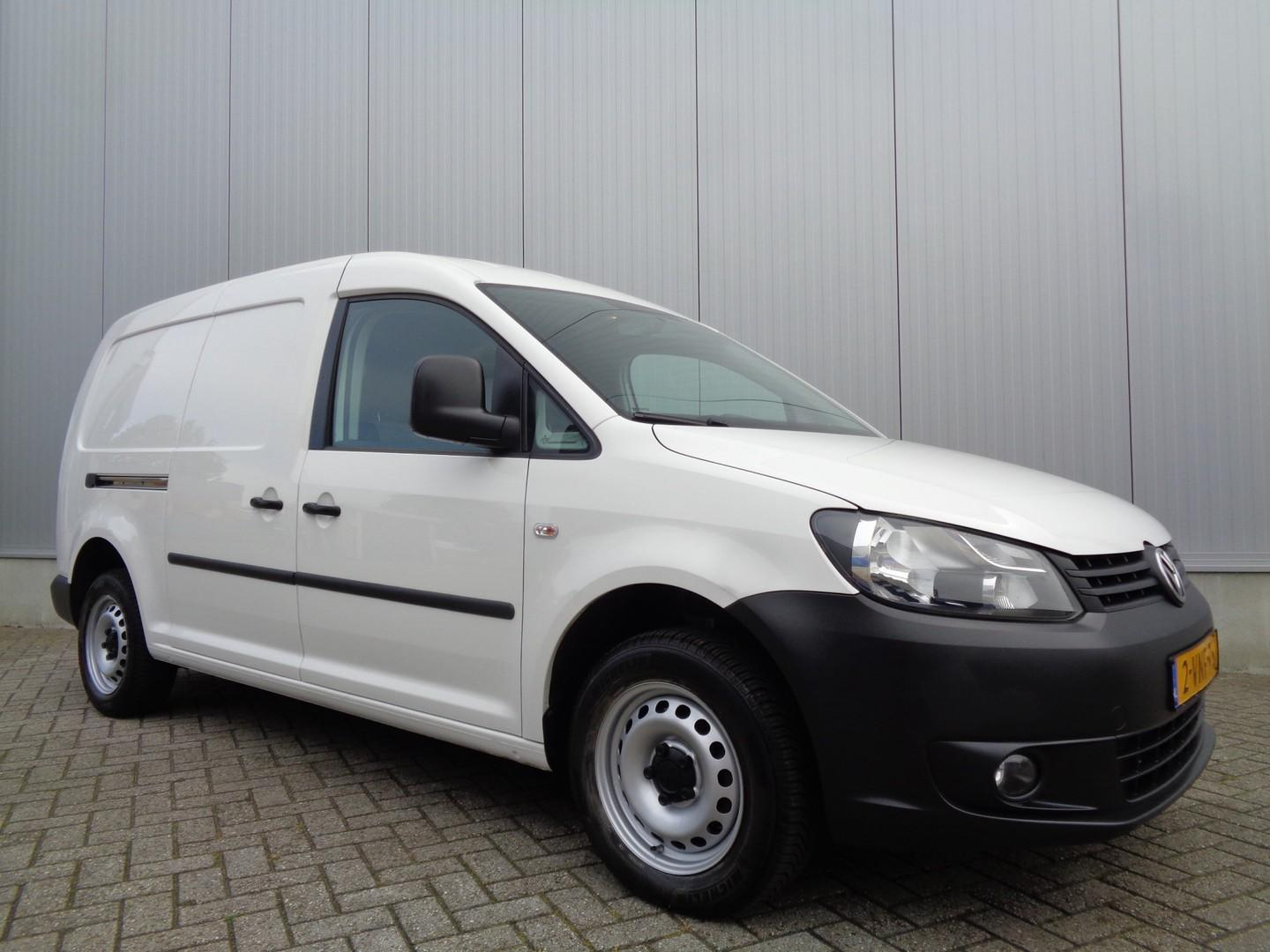 Volkswagen Caddy 1.6 tdi maxi, airco, cruise, automaat!