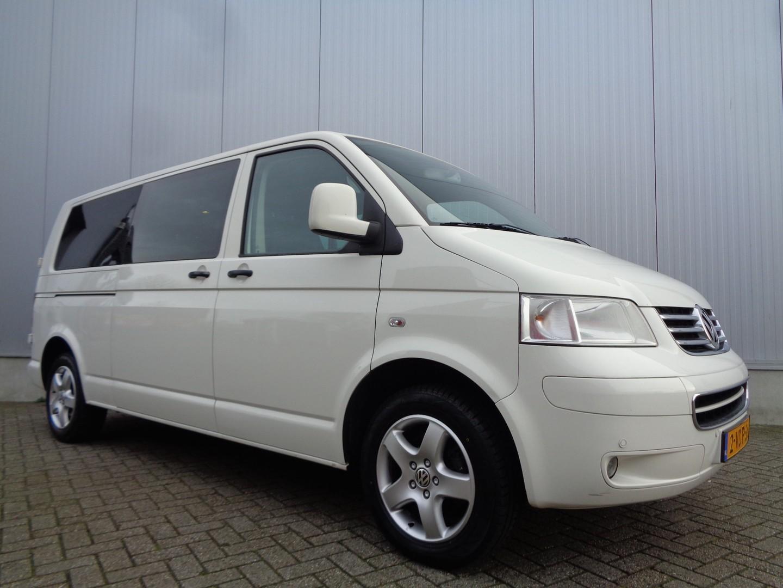 Volkswagen Transporter 2.5 tdi 340 131pk dc airco cruise lang