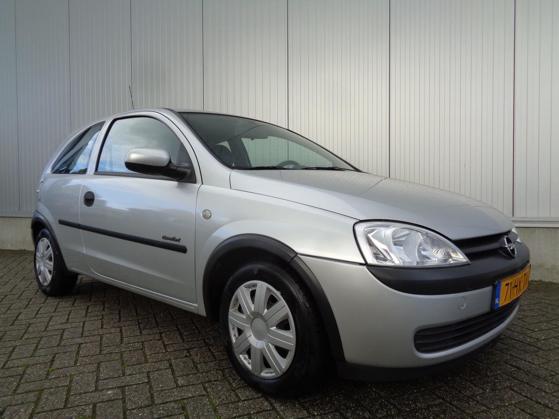 Opel Corsa 1.2-16v comfort 164dkm elektrisch pakket