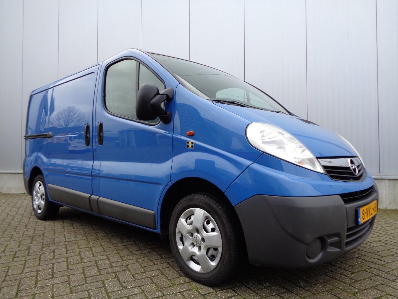 Opel Vivaro 2.0 cdti l1h1 115pk dealer-onderhouden