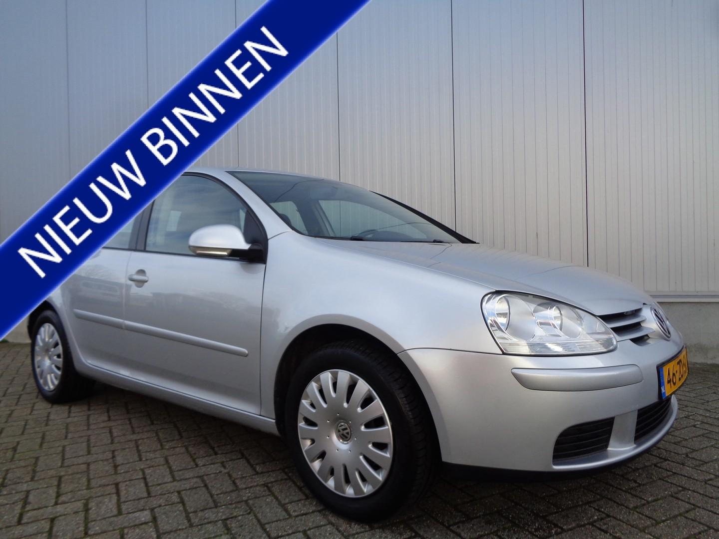 Volkswagen Golf 1.6 optive 4 clima cruise 5drs