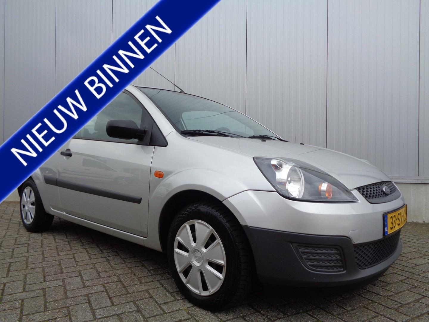 Ford Fiesta 1.3-8v style airco nw-model