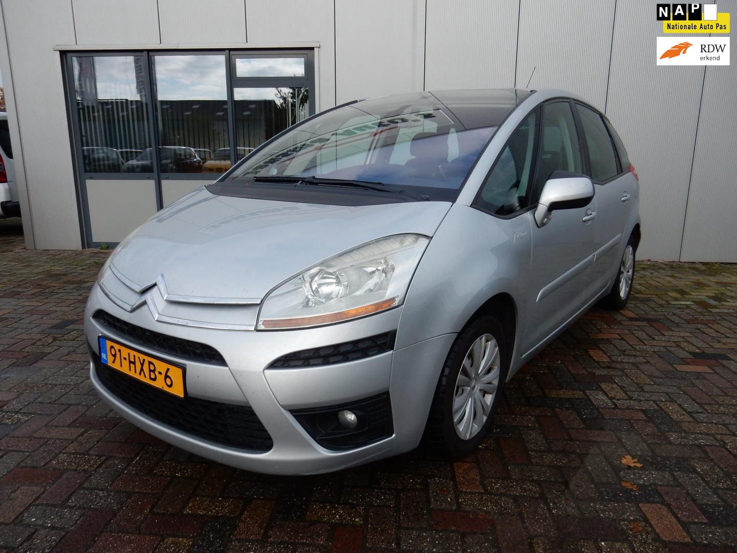 Citroën C4 picasso 2.0 hdi ambiance eb6v 5p. automaat trekhaak