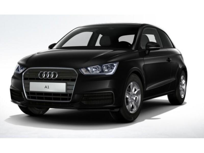 Audi A1 3-drs. aut. 1.0tfsi 95pk 1555,-voord.!!