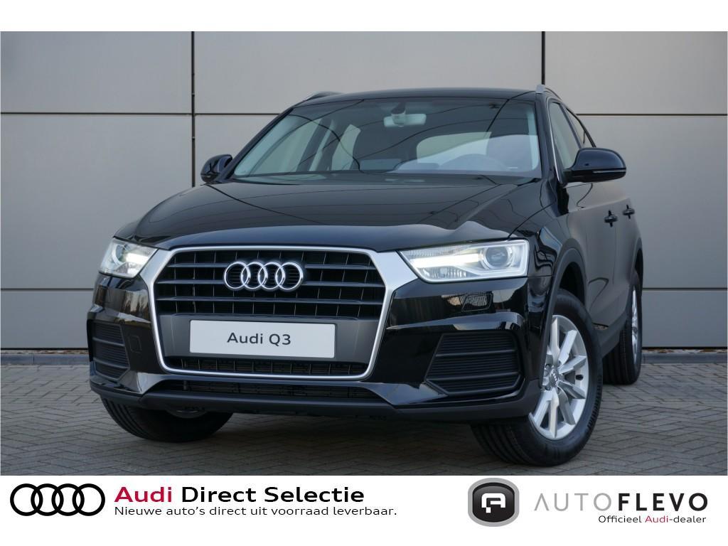 Audi Q3 1.4tfsi aut. 150pk 5.500,-voord.! trekhaak