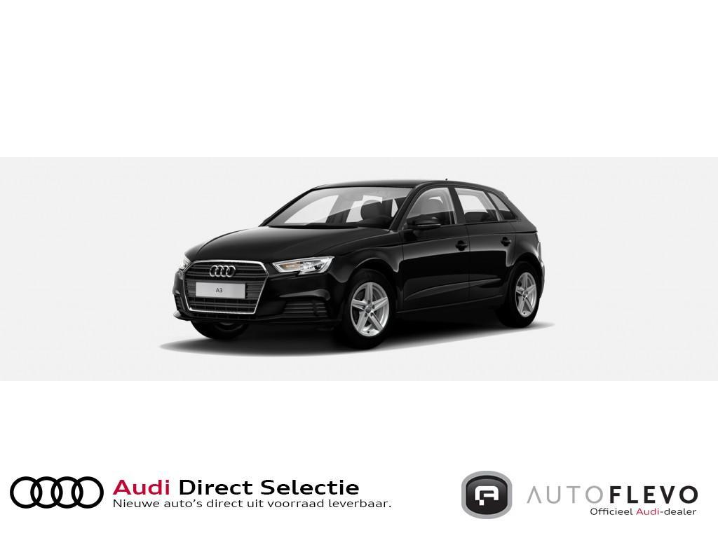 Audi A3 sportback 1.0 tfsi handgeschakeld,     € 2.415 korting