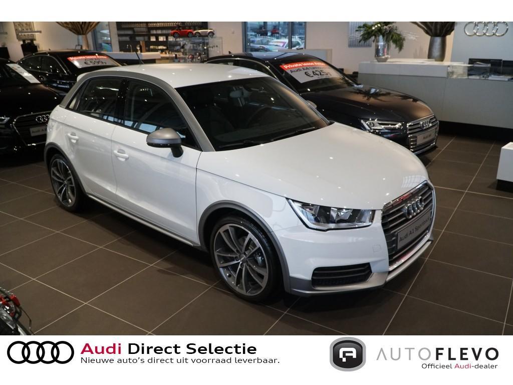 Audi A1 sportback 1.0tfsi active aut.