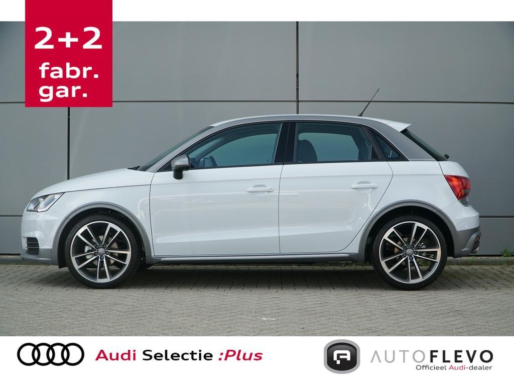 Audi A1 Sportback 95pk s-tromic active