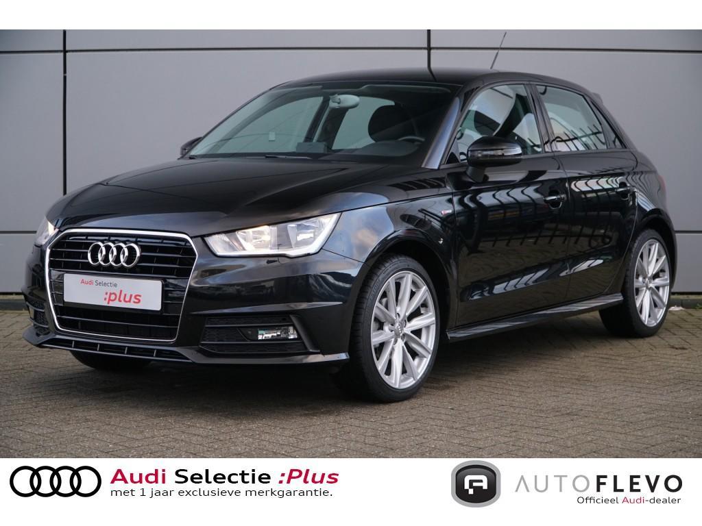 Audi A1 sportback 1.0 tfsi adrenalin automaat