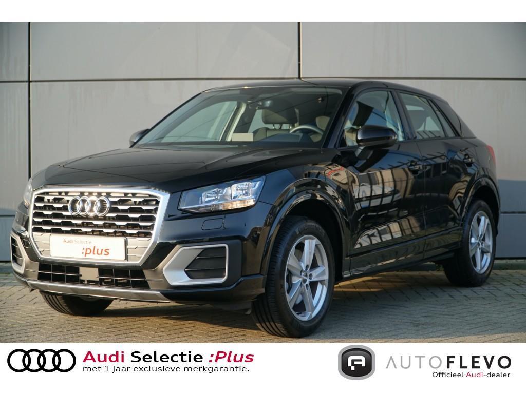 Audi Q2 1.0tfsi 116pk