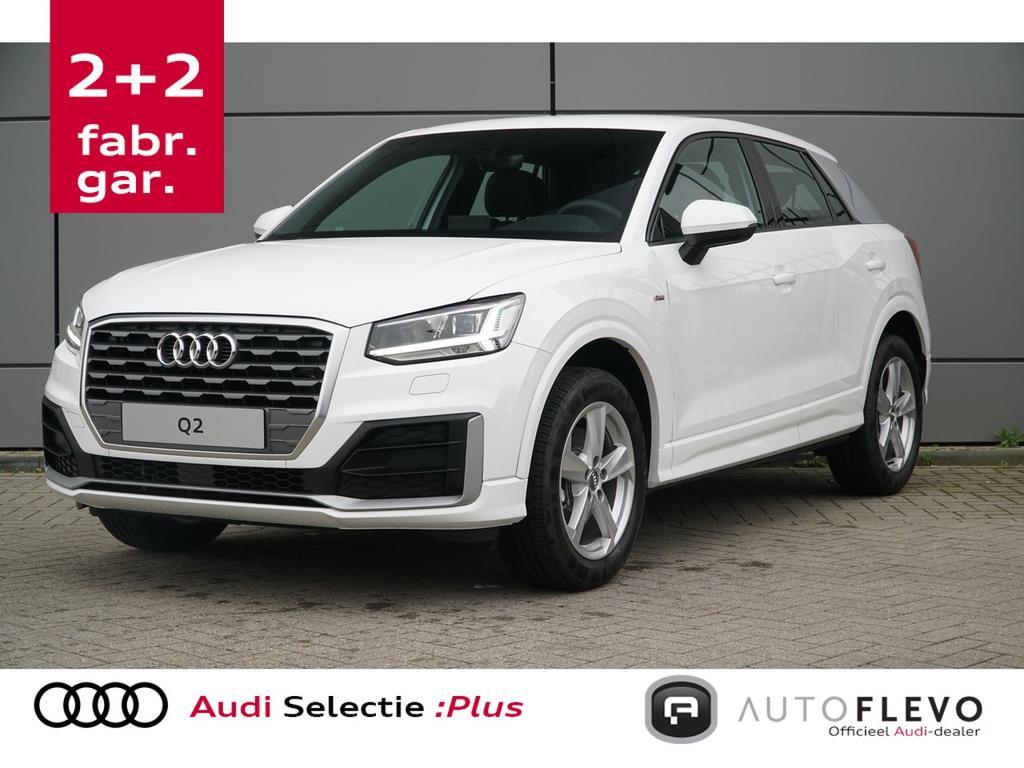 Audi Q2 1.4tfsi 150pk s-line