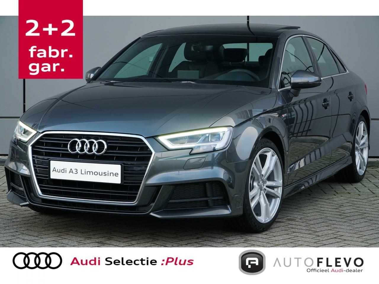 Audi A3 Limousine 1.5 tfsi 150pk stronic s line edition