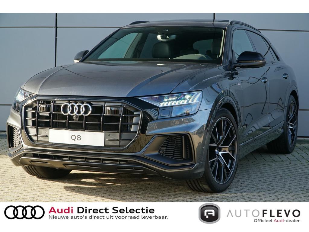 Audi Q8 3.0 tdi 286pk!