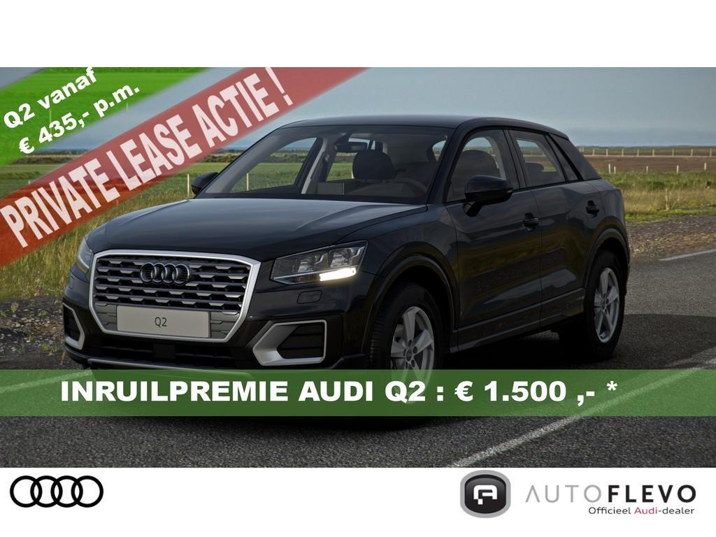 Audi Q2 150pk tfsi s-tronic sport pro line