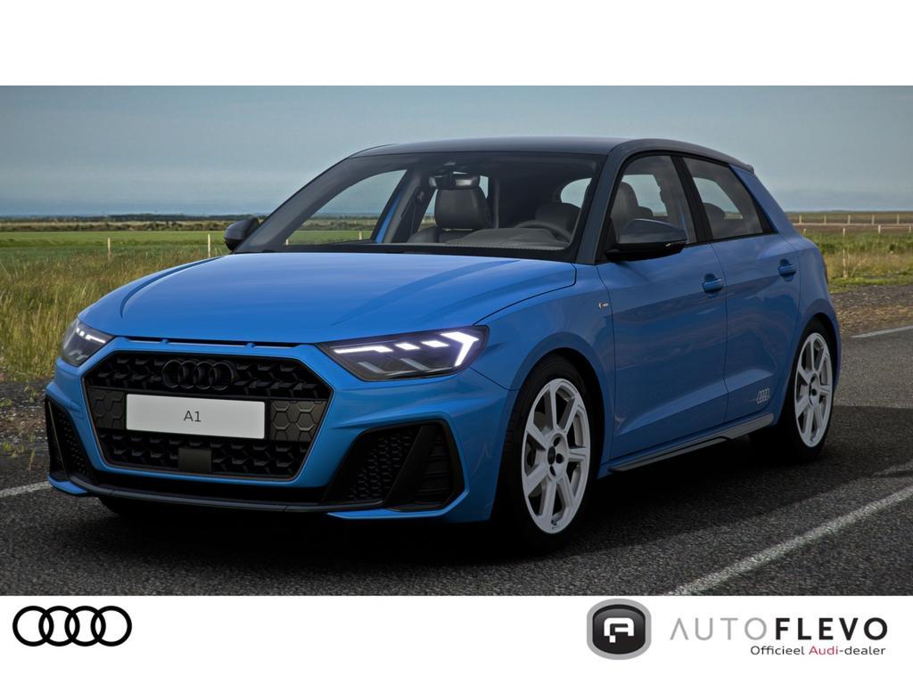 Audi A1 Sb nw model 1.0 tfsi 116pk edition one!