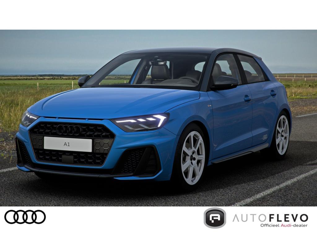 Audi A1 Sb nw model 1.0 tfsi 116pk aut. edition one!