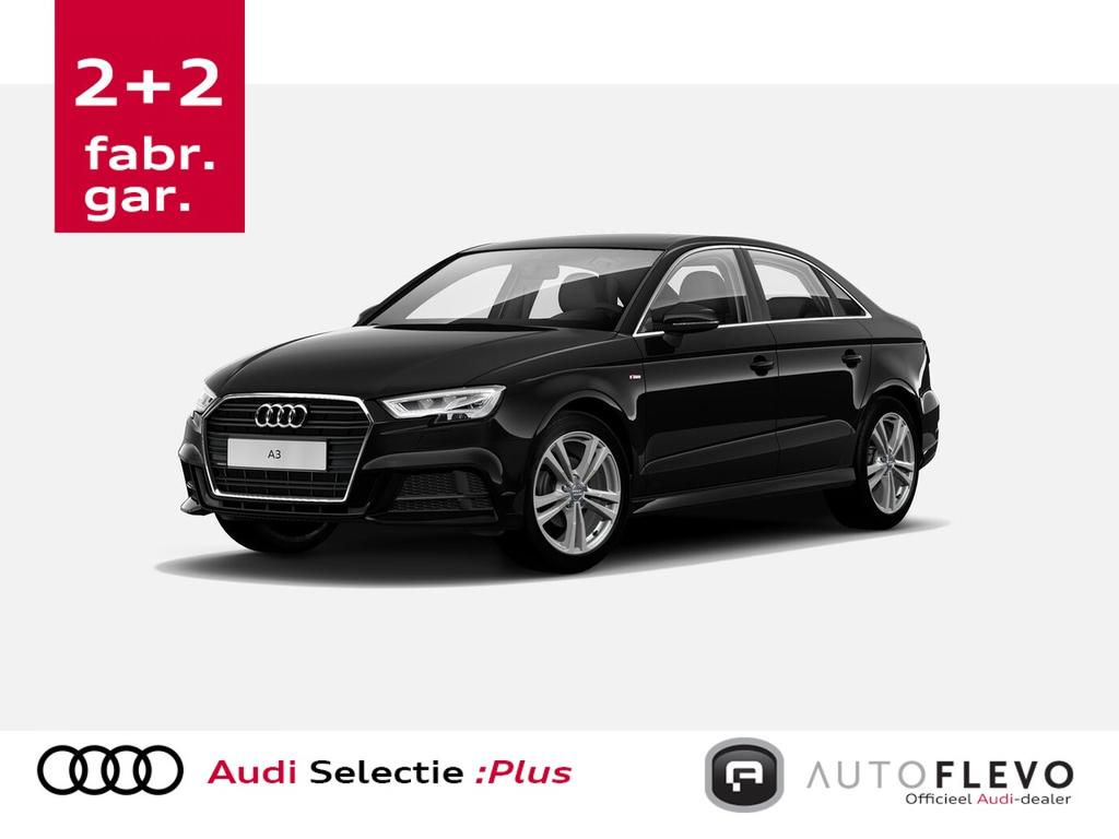 Audi A3 Limousine 1.5tfsi 150pk s-line s-tronic