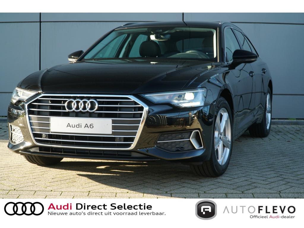 Audi A6 Avant 204pk tdi launch ed. business s-tronic