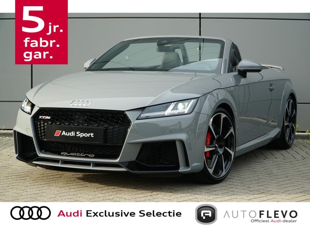 Audi Tt Rs roadster 2.5 tfsi 5 cyl. 400pk