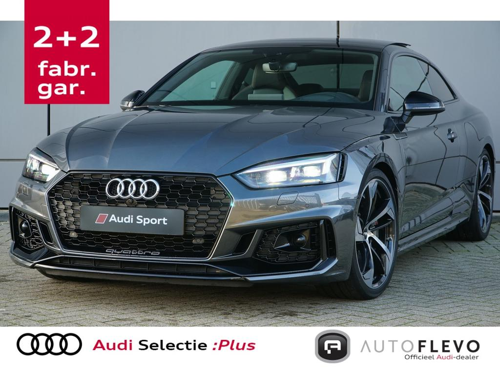 Audi Rs5 Coupé 450pk vol!