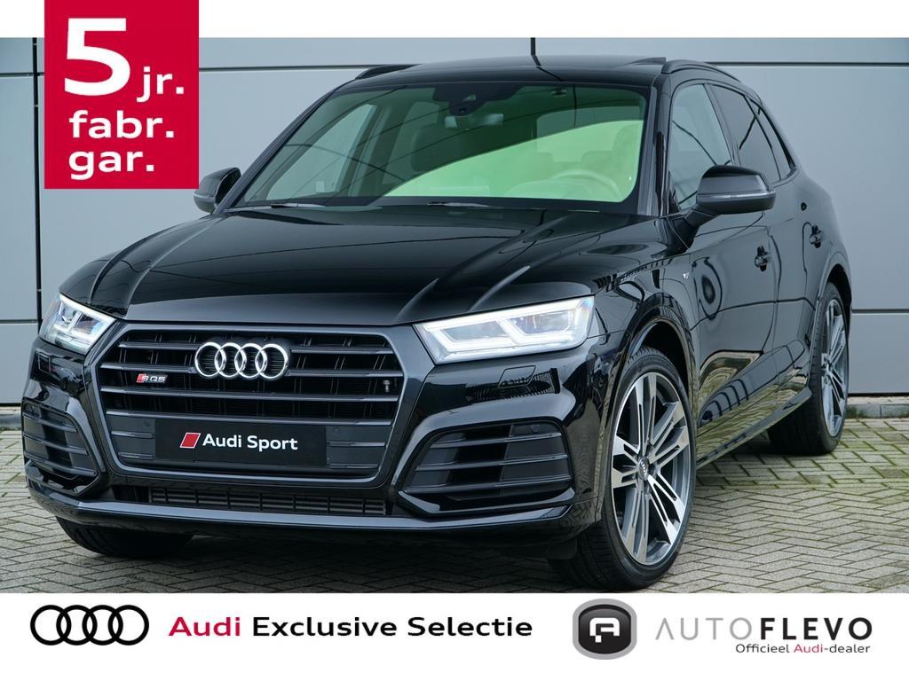 Audi Sq5 354pk tfsi