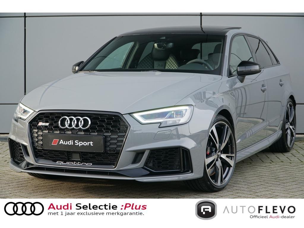 Audi Rs3 sportback 400pk b&o