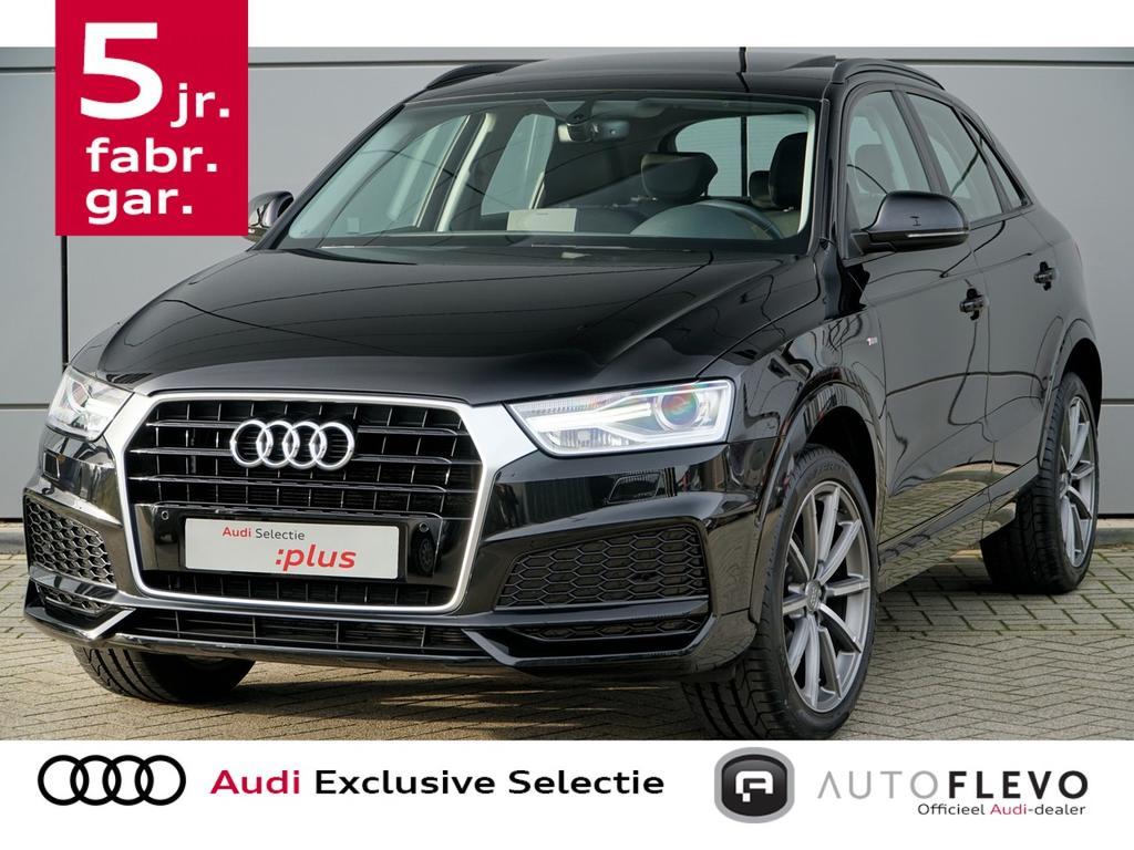 Audi Q3 150pk tfsi aut. sline-extr.