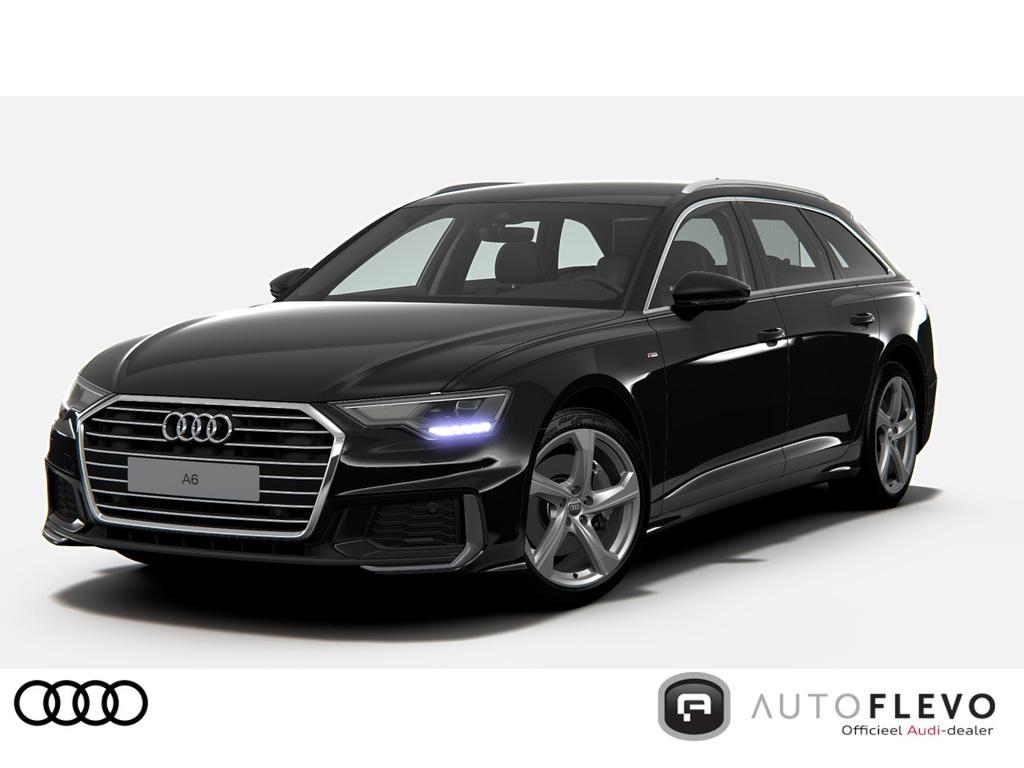 Audi A6 Avant 45tfsi 245pk sline ed.