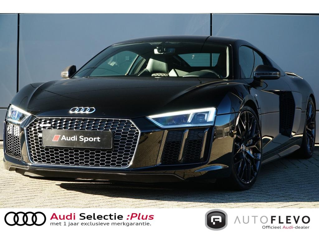 Audi R8 V10+ 610pk