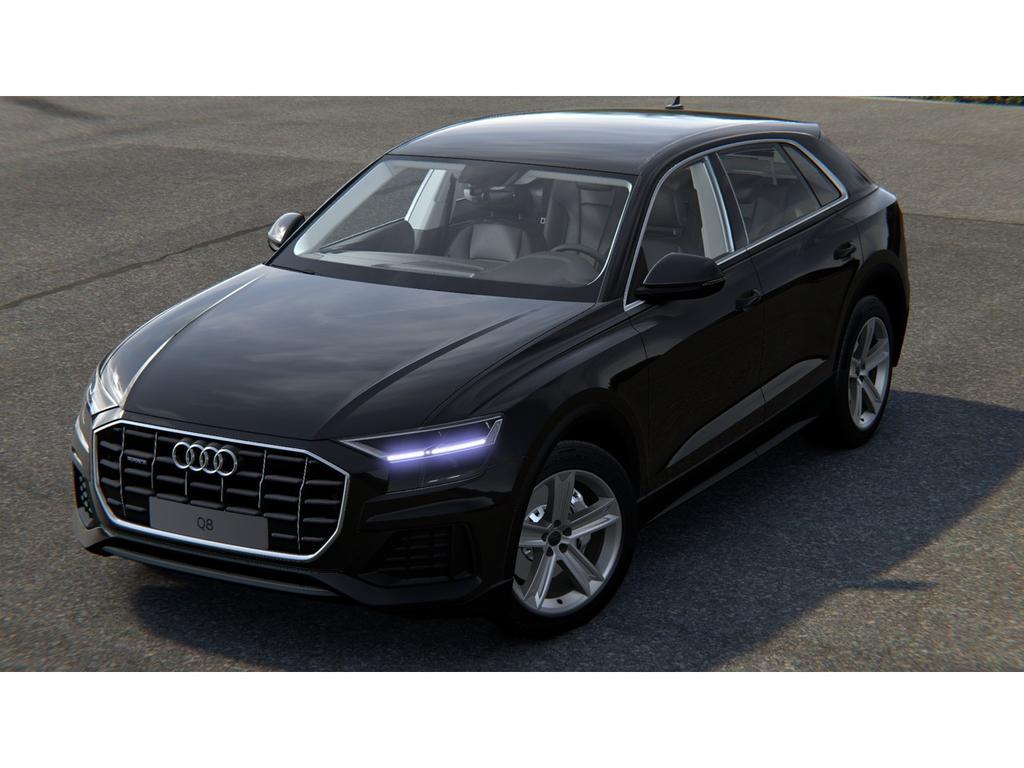 Audi Q8 3.0tfsi 340pk