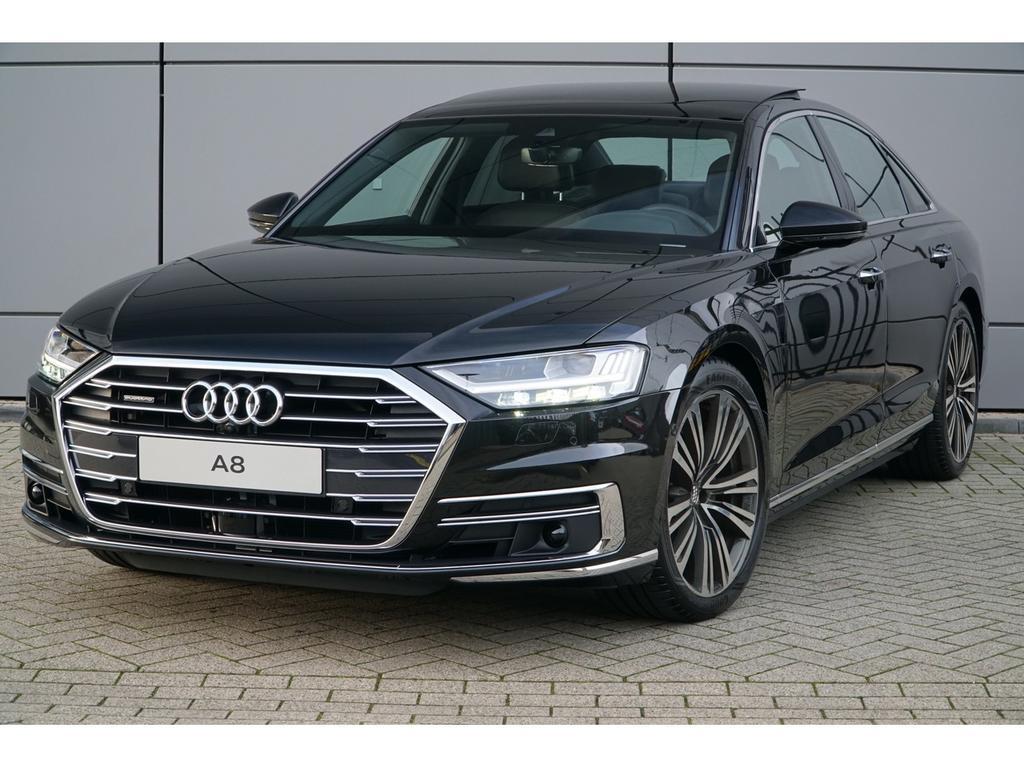Audi A8 286pk tdi