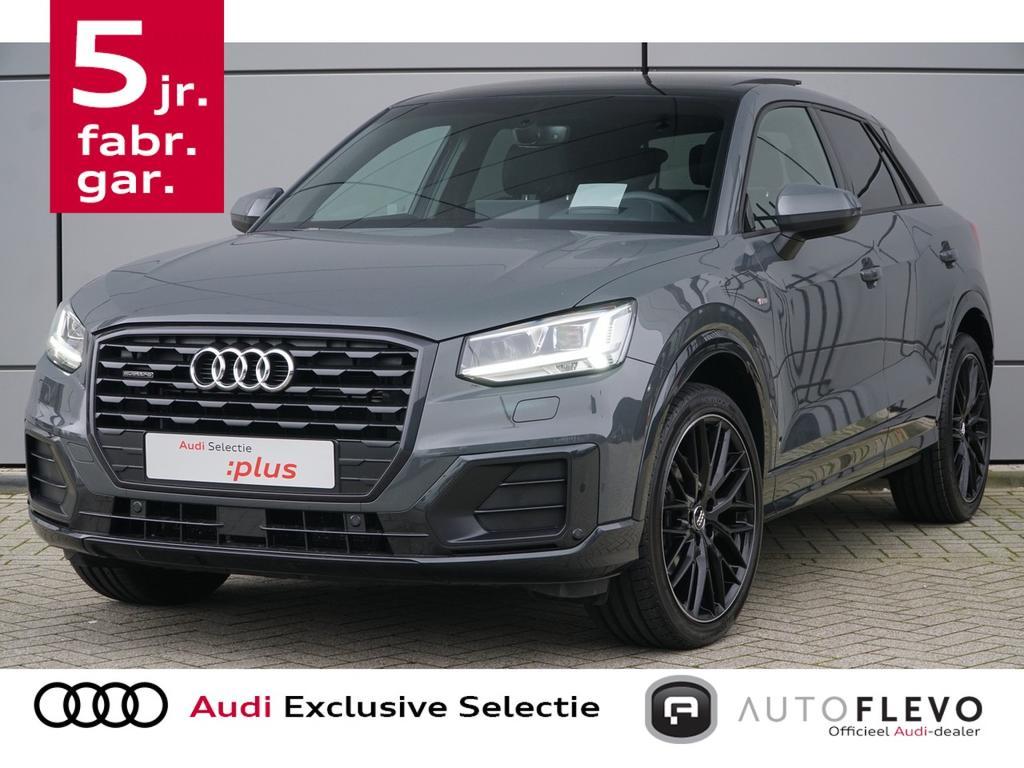 Audi Q2 2.0tfsi 190pk quattro s-line