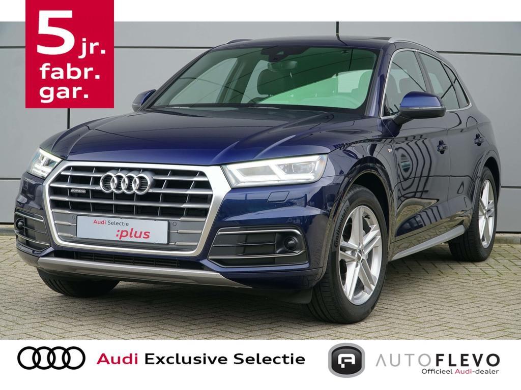 Audi Q5 2.0tfsi 252pk s-line