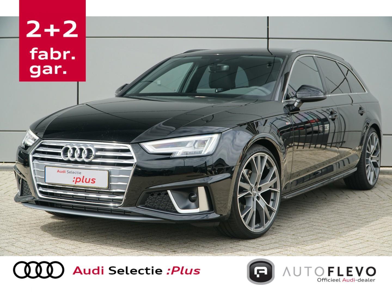 Audi A4 Avant 150pk tfsi s-line