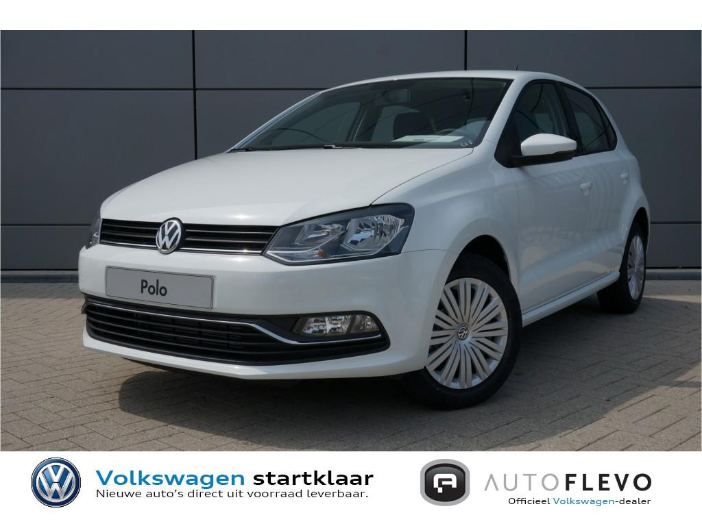 Volkswagen Polo 1.2 tsi comfortline connected series *€  3.300- voordeel* navi/app-connect