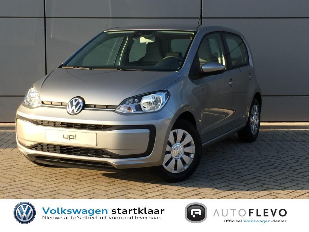 Volkswagen Up! 1.0 bmt move up! *automaat* / airco / park.camera / cruise control