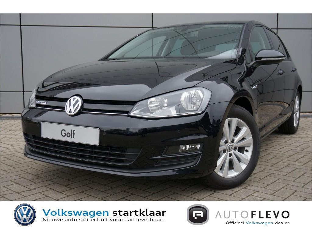 Volkswagen Golf Tsi 115pk connect 5.000,- voordeel navi,pdc