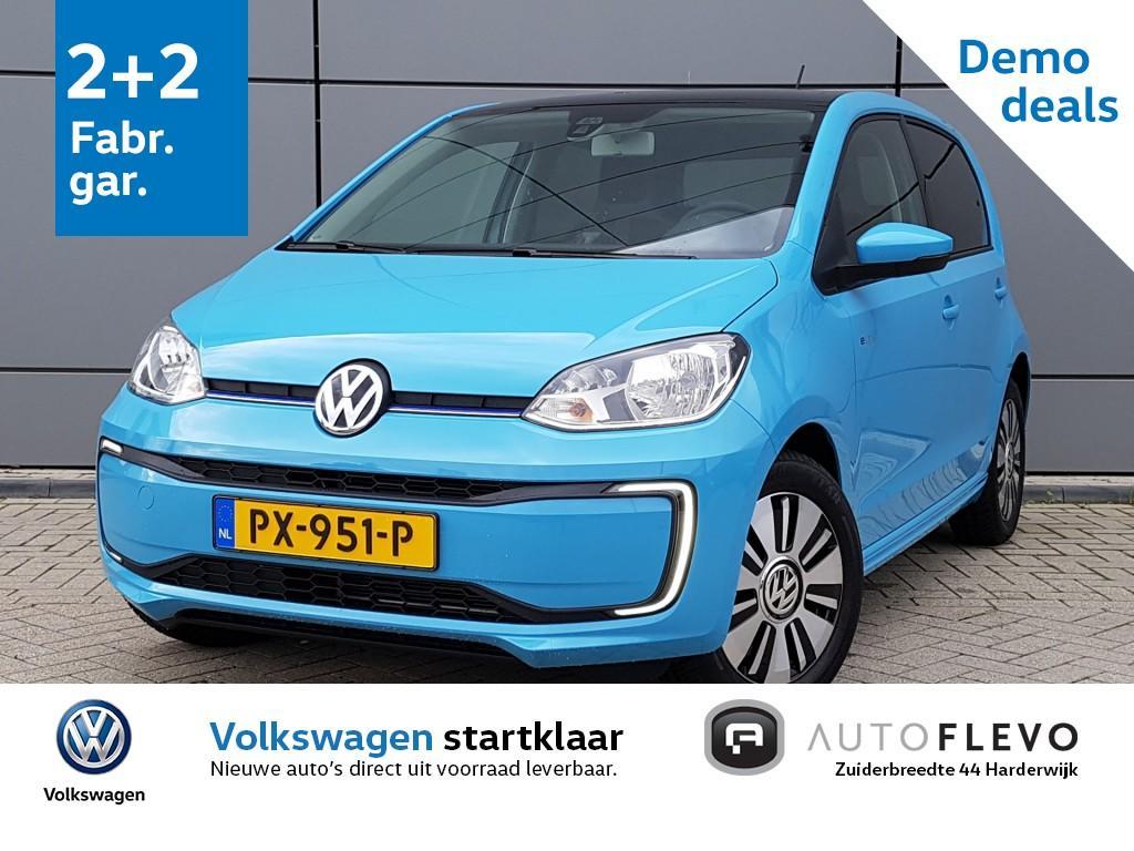 Volkswagen Up! E-up! prijs excl. btw / 4% bijtelling!/volledig electrisch!/panorama dak/clima/navi