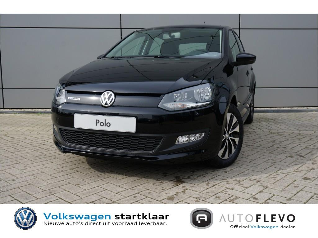 Volkswagen Polo Tsi 95pk edition 1.255,- korting app connect, 35% getint glas