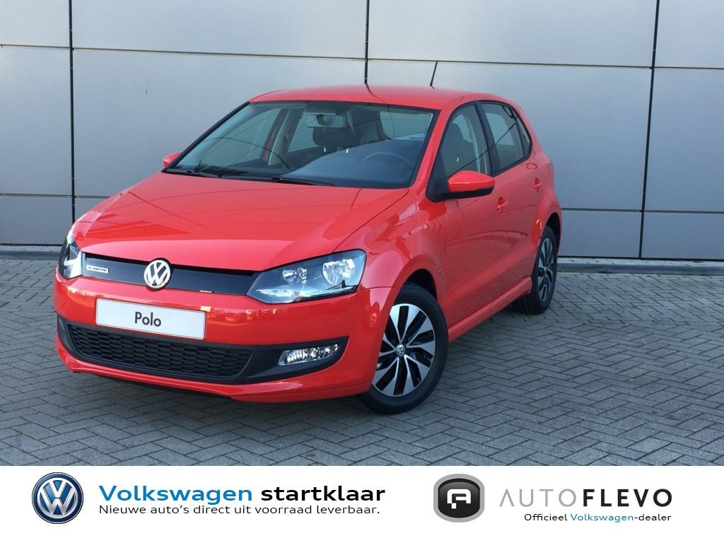 Volkswagen Polo Tsi 95pk edition 3.500,- voordeel app connect