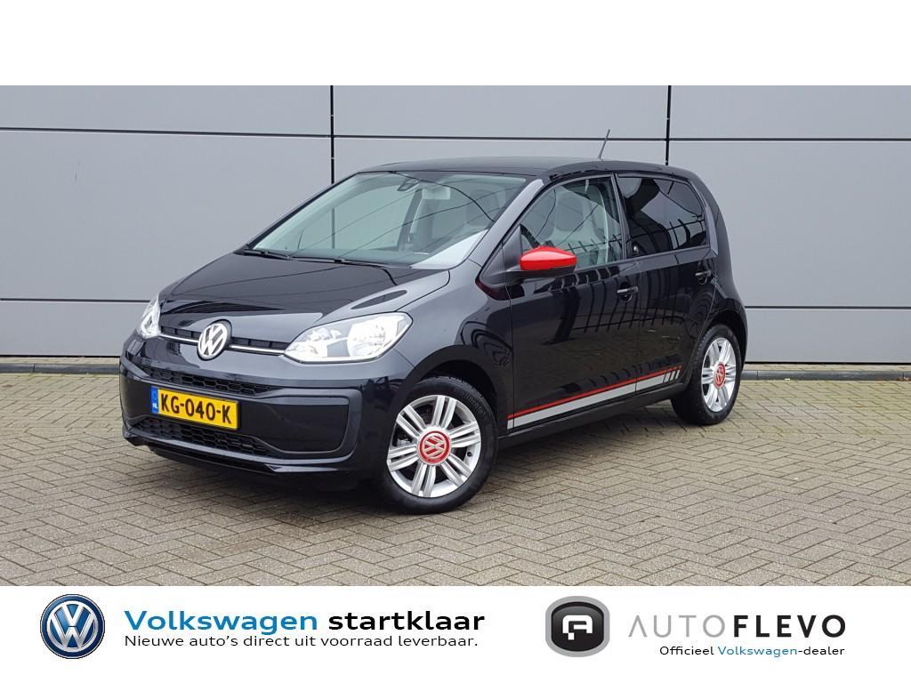 Volkswagen Up! 1.0 up! beats *€ 1.560,- demo voordeel* airco / dab+ / beats-audio / lmv